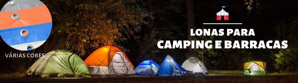 Lona para Camping