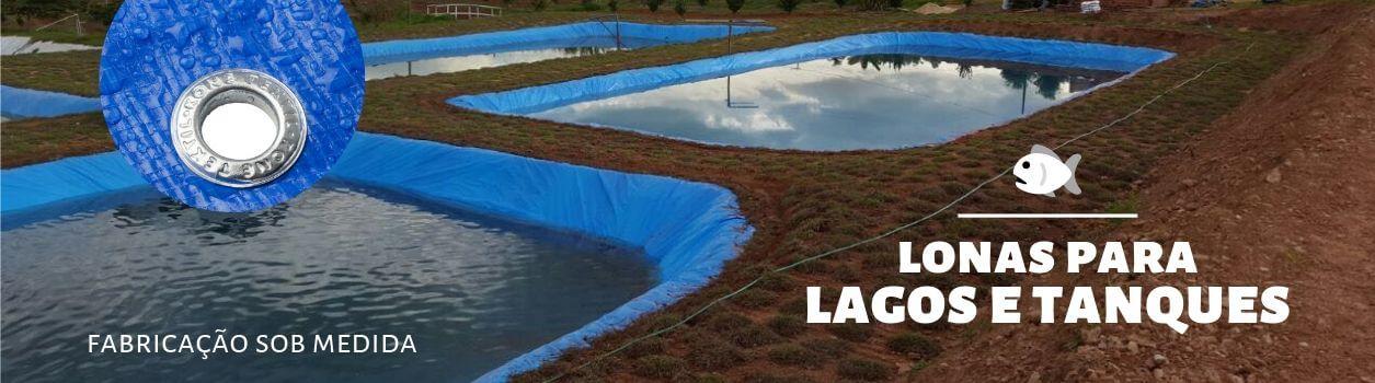 Lona para Lago